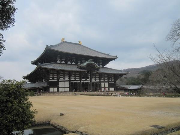 Obiective turistice Japonia: Templu din Nara.jpg