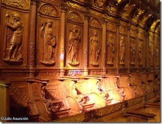 Museo Diocesan de la Catedral de Huesca - Sillería