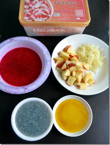falooda ingredients