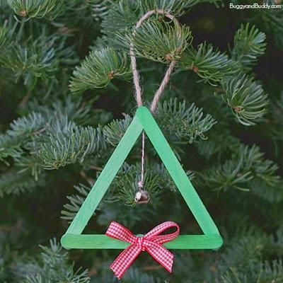 Christmas Jingle Bell Ornament