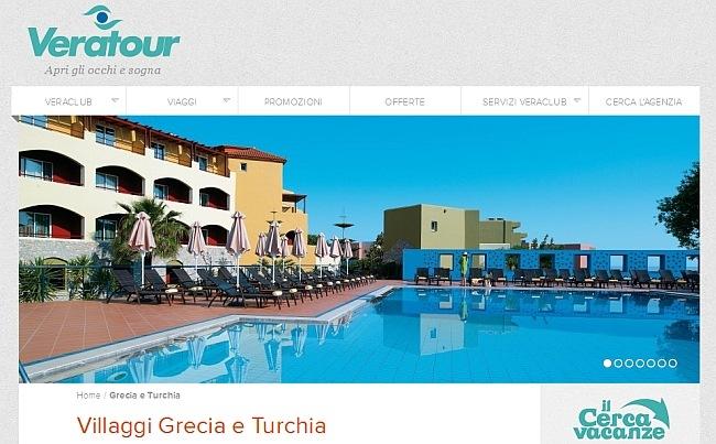 Βόμβα στον ελληνικό τουρισμό από την ιταλική Veratour