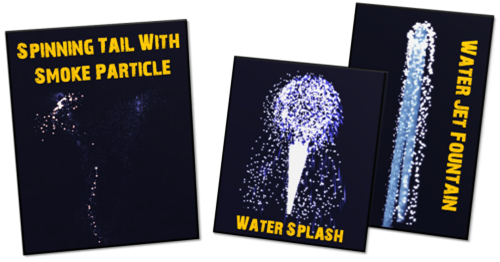 Particle Effects Pack III (AzoRctMan) lassoares-rct3