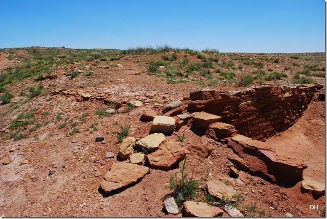 04-29-14 A Homolovi Ruins State Park (140)