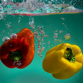 RED YELLOW by Imanuel Hendi Hendom - Food & Drink Fruits & Vegetables