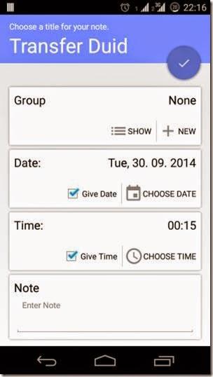 aplikasi cocok untuk pekerja sibuk