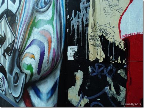 Dans les rues d'Avignon 2011