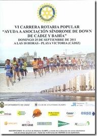 VI Carrera Rotaria