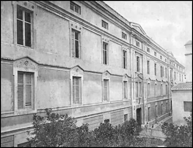 Casa de la Misericordia 1907 derribado en 1949