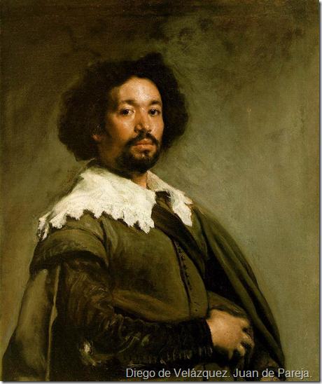 Diego de Velázquez. Juan de Pareja.