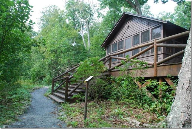 08-29-2011 B Shenandoah NP Rapidan Camp Tour 041