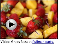 WSU Online grad party