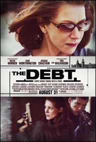 The Debt - poster