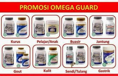 Omega Guard Untuk Kesihatan