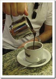 Café Espesso - Tortoni