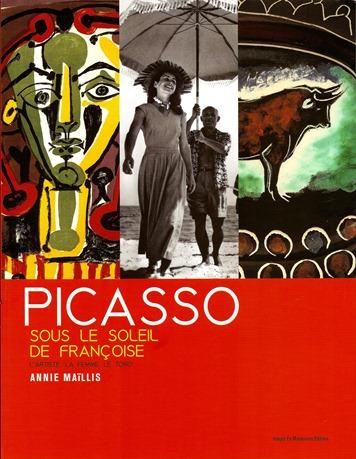 Picasso bajo el sol de Françoise 001
