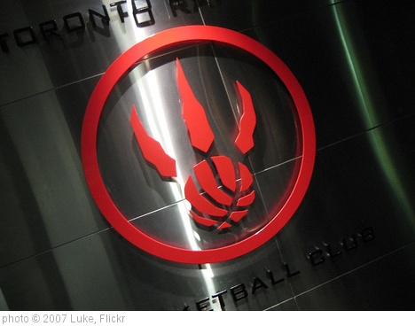 'Toronto Raptors' photo (c) 2007, Luke - license: http://creativecommons.org/licenses/by/2.0/