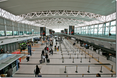 Aeroporto de Genebra - Suíça