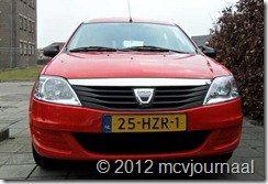 Dacia Logan MCV Rouge Passion 06