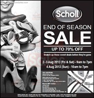 Scholl End Season Warehouse Sale Clearance 2013 All Discounts Offer Shopping EverydayOnSales