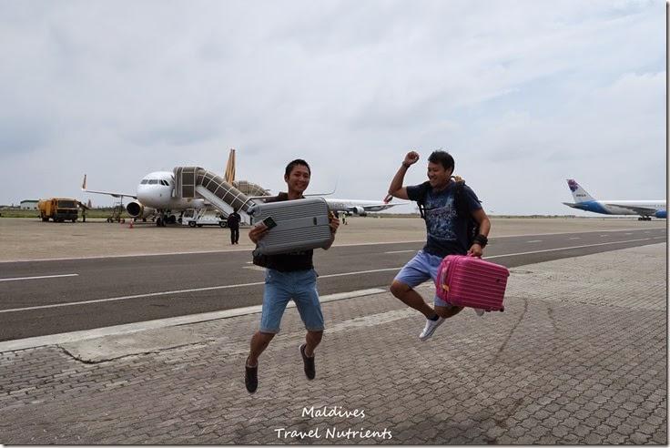 馬爾地夫 機場 機場島 (17)