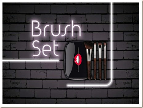 Brush Set da MUFE