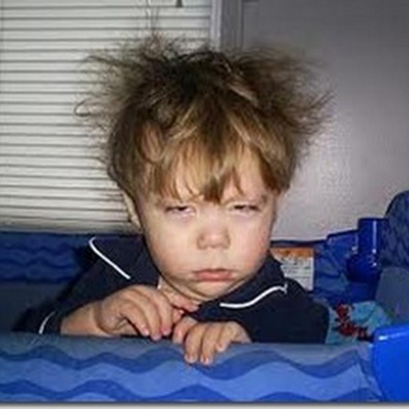 لماذا تتغير ملامح وجهك عند نهوضك من النوم ؟