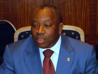 Victor Makwenge, ministre congolais de la Sant. forumdesas.cd
