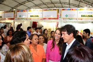 26.01 Governador visita 20ª edição da FIART - Foto Rayane Mainara (5)
