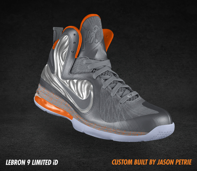 ... New LeBron 9 iD Builds by Jason Petrie Space Jam Suns and More ...