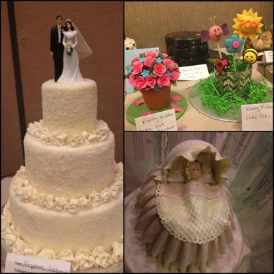 Cake decorating 6