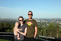 Thomases at Mt Cootha