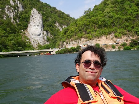 Decebal la Dunare