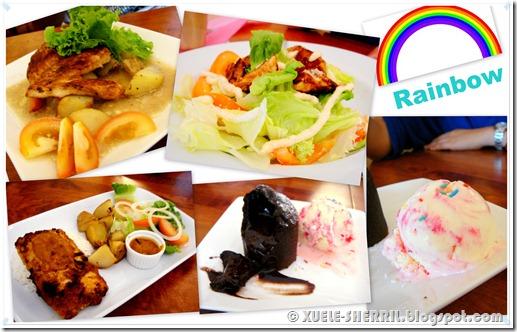 rainbow modern cuisine restaurant
