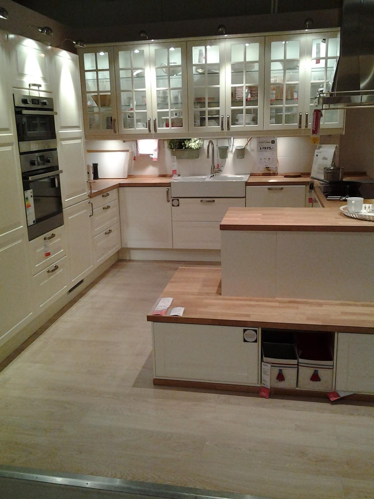 IKEA Wrocław, czyli domowe inspiracje od Szweda I od Agaty też ) -> Inspiracje Domowe Kuchnia