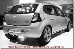 Dacia Sandero Tuning 02