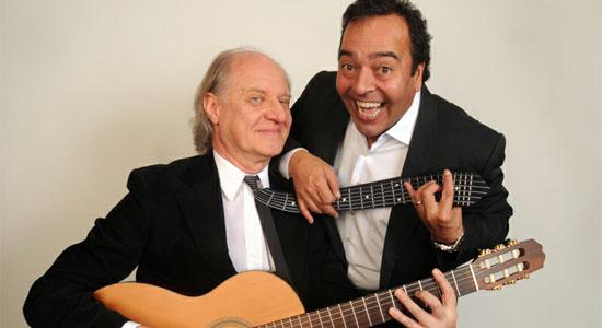 Beto Hora e Alaor Coutinho no Tom Jazz
