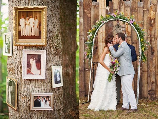 decoracao casamento vitage - homespun 14