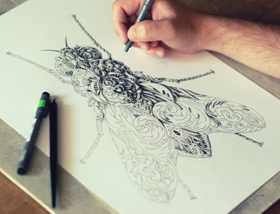 Illustration-&-Pen-Drawings