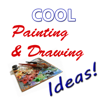 Cool Painting Drawing Ideas