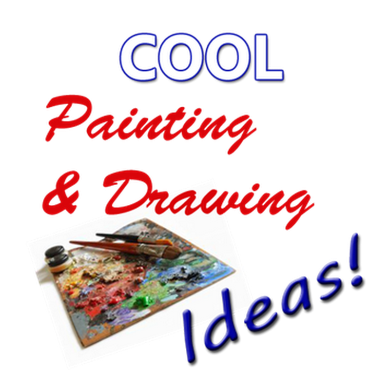 Cool Drawing and Painting Ideas to Stimulate Your Creative Spirit