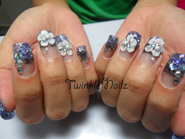 SDC11561 3d Acrylic Nail Designs