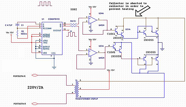 Basic power supply thesis