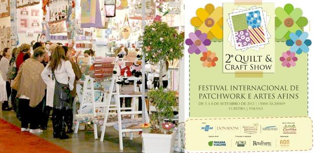 quilt craft show curitiba patchwork artes