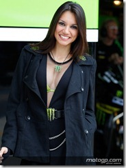 Paddock Girls Monster Energy Grand Prix de France  20 May  2012 Le Mans  France (31)