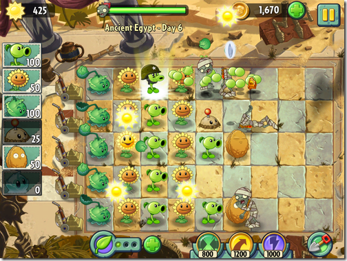 Plants vs. Zombies 2-08