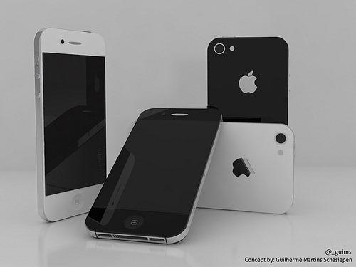 Konsep rekaan iPhone 5 dan iPad 3 akan datang?