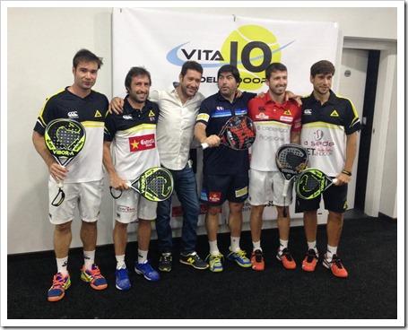 Vita 10 Pádel Indoor, un nuevo club en la zona sur de Madrid, cien por cien VIBOR-A.
