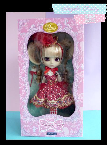 Angelic Pretty Pullip Prupate 01
