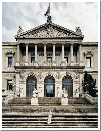 Madrid_Biblioteca Nacional