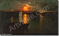 graner-arrufi-luis-1863-1929-s-nocturno-puerto-de-barcelona-3693682